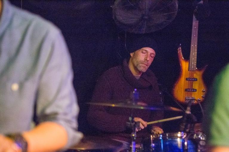 Alex Hodges - Drums